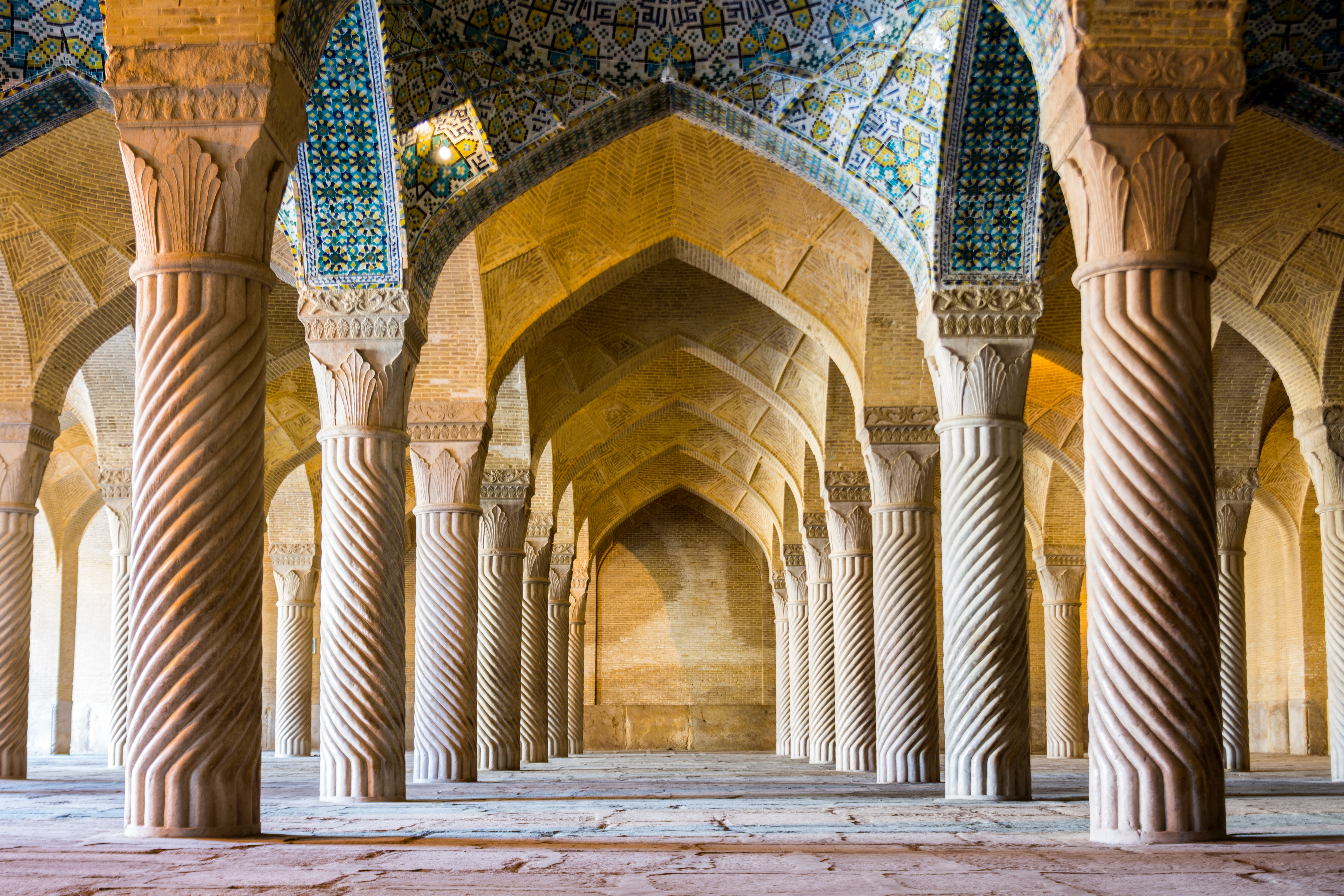 Írán pohledem Evropana